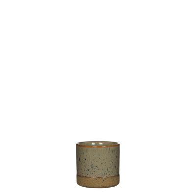 MiCa 1027717 Lago pot round cream
