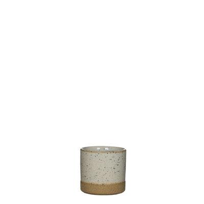 MiCa 1027723 Lago pot round white