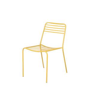 MiCa 1073751 Tula stoel geel