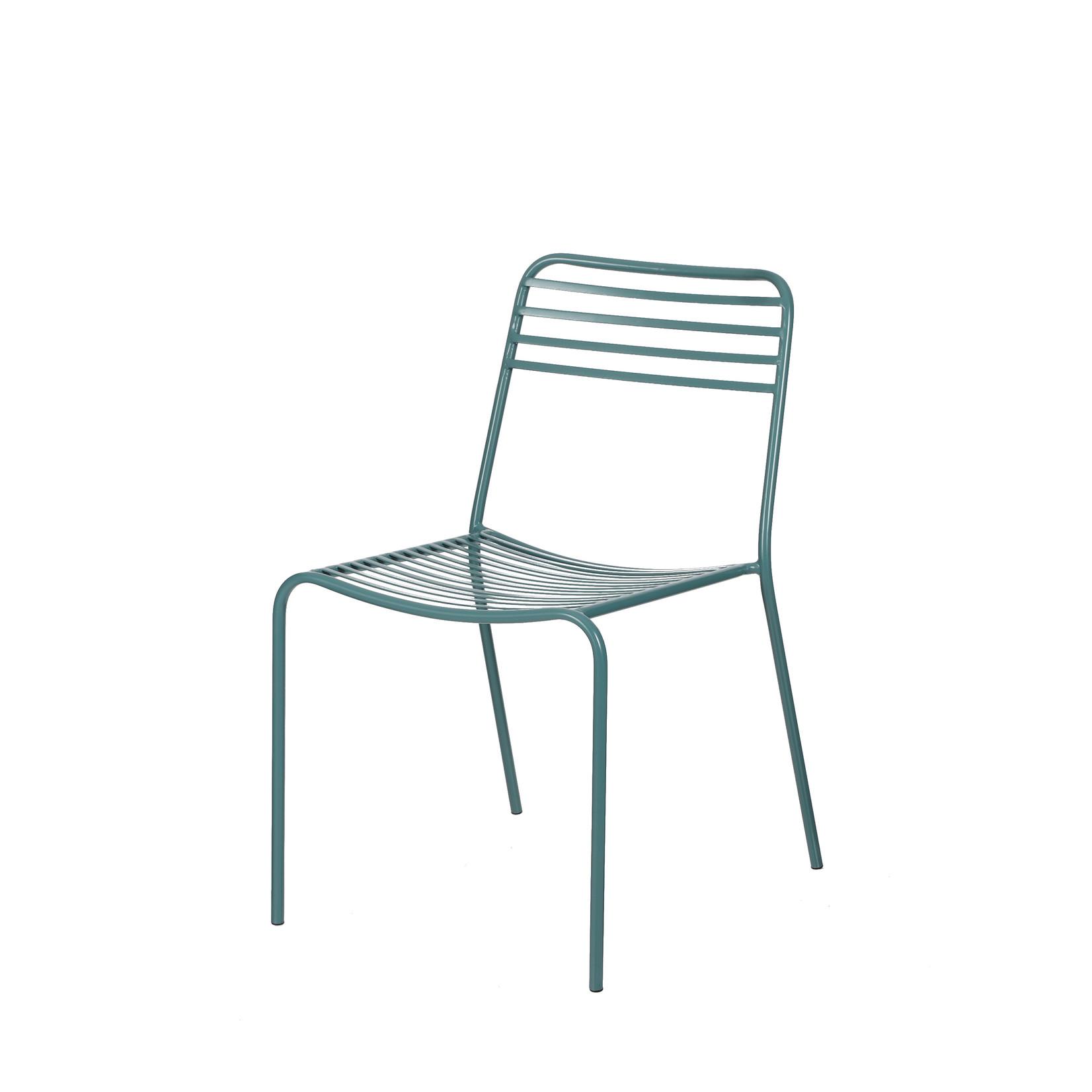 MiCa 1073752 Tula chair blue