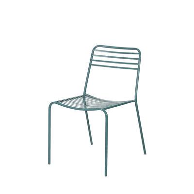 MiCa 1073752 Tula stoel blauw
