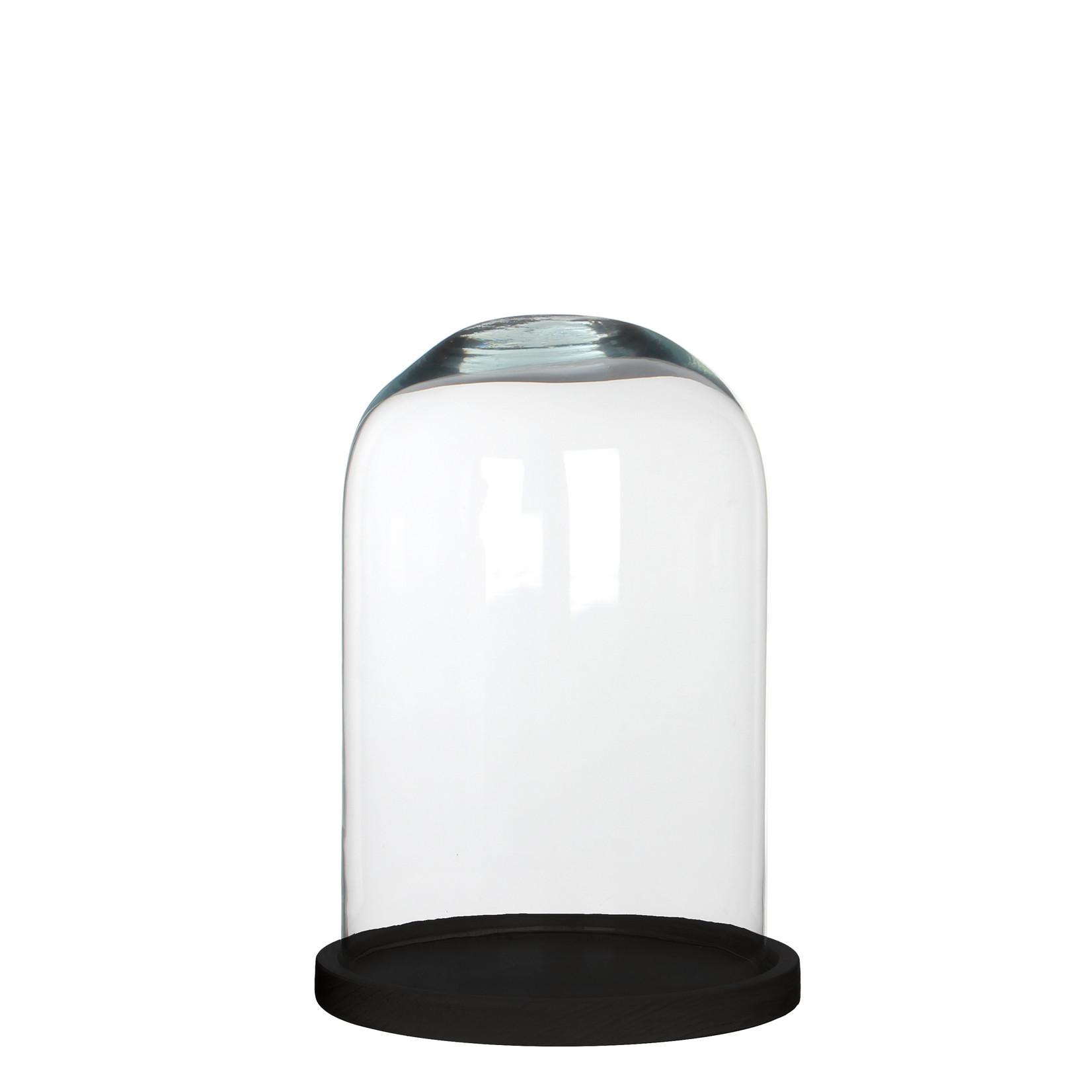MiCa 1070565 Hella stolp glas op bord zwart
