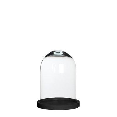 MiCa 1070563 Hella stolp glas op bord zwart