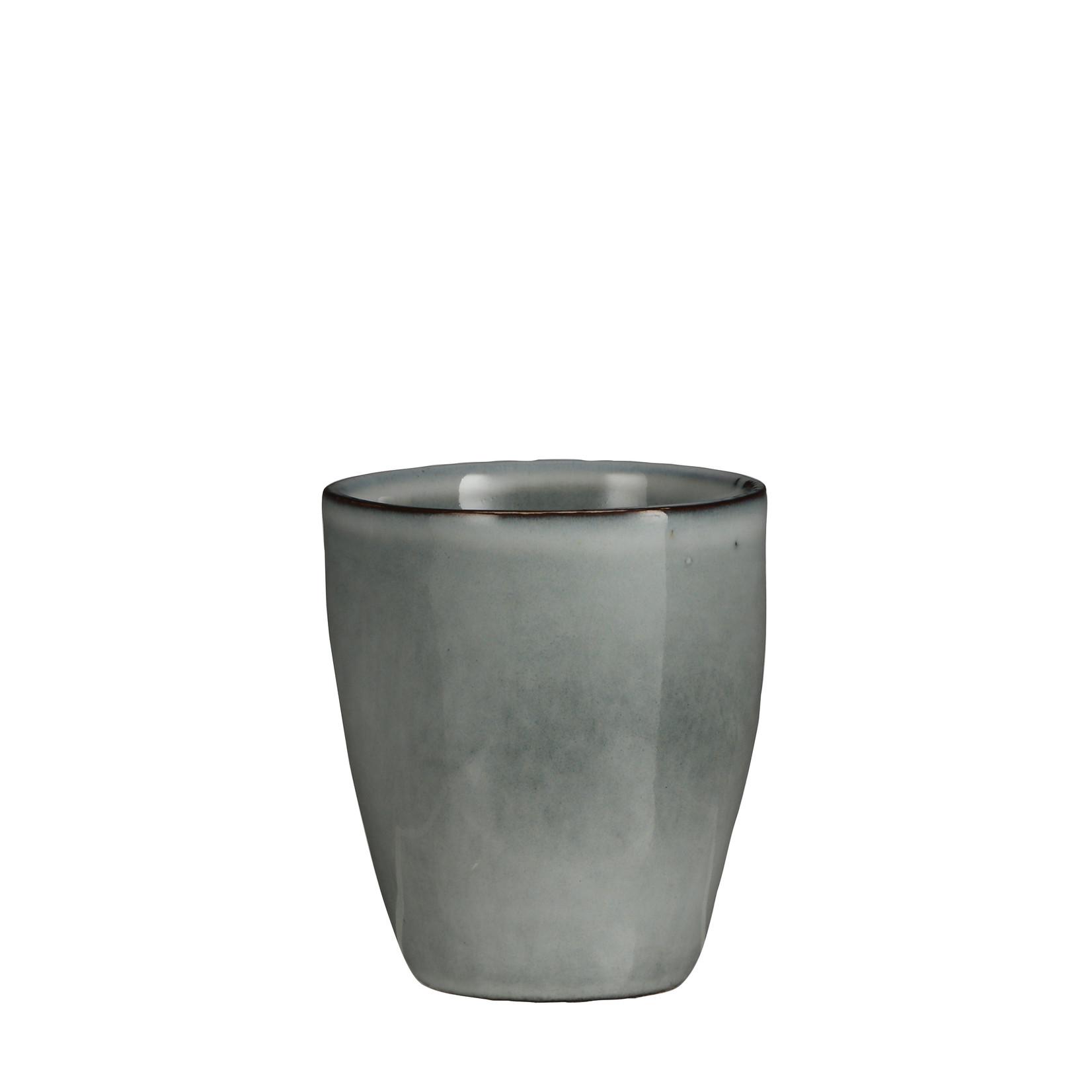 MiCa 1065502 Tabo senseo beker grijs