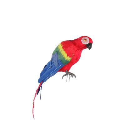 MiCa 1062375 Papegaai rood