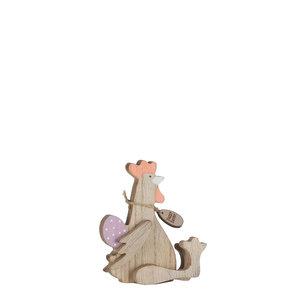 MiCa 1056182 Chicken pink