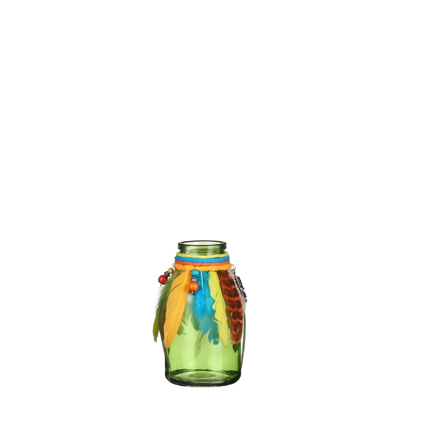 MiCa 1056786 Vase feather green