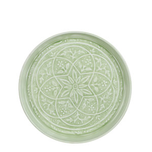 MiCa 1054328 Janet plate  l.green