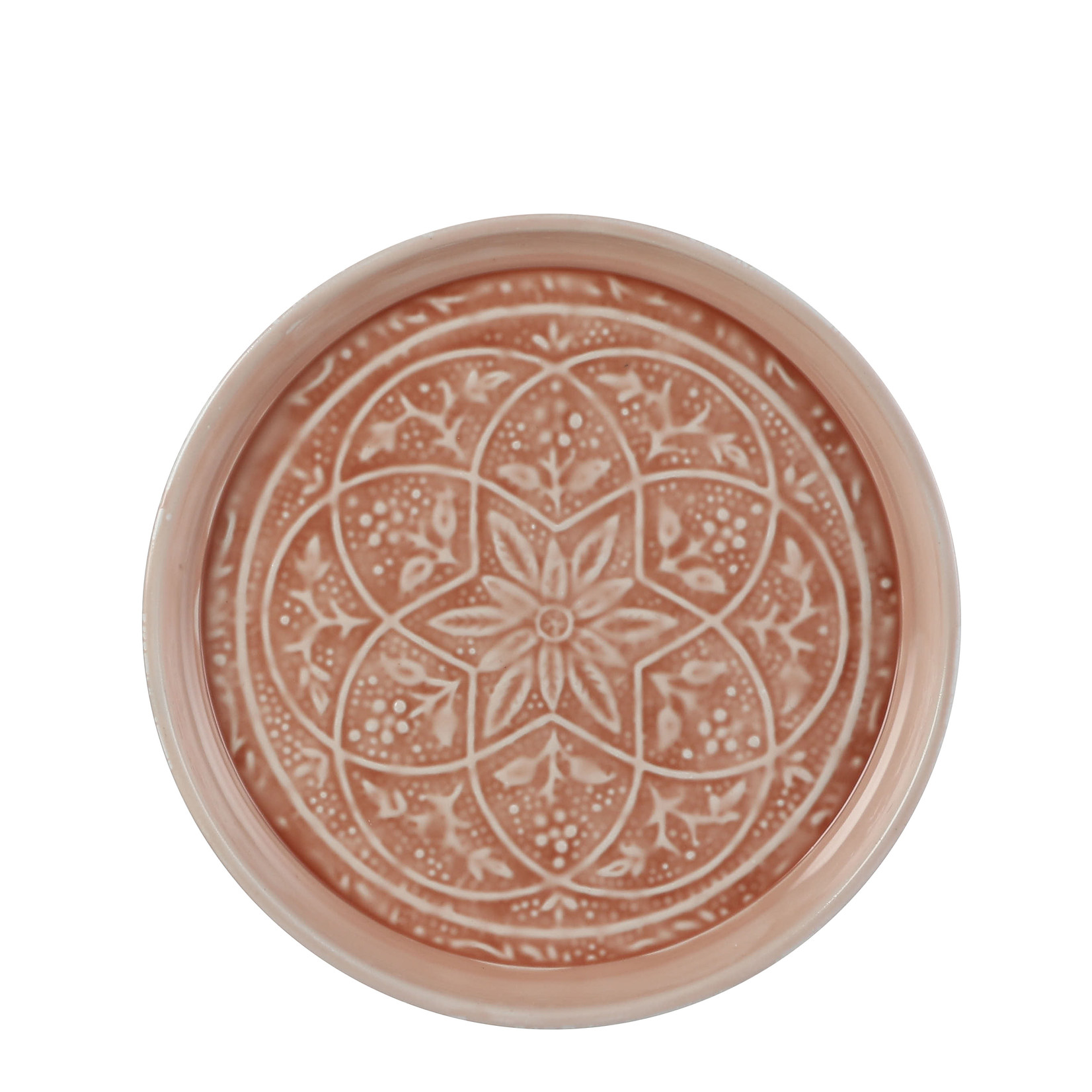 MiCa 1054329 Janet plate old pink