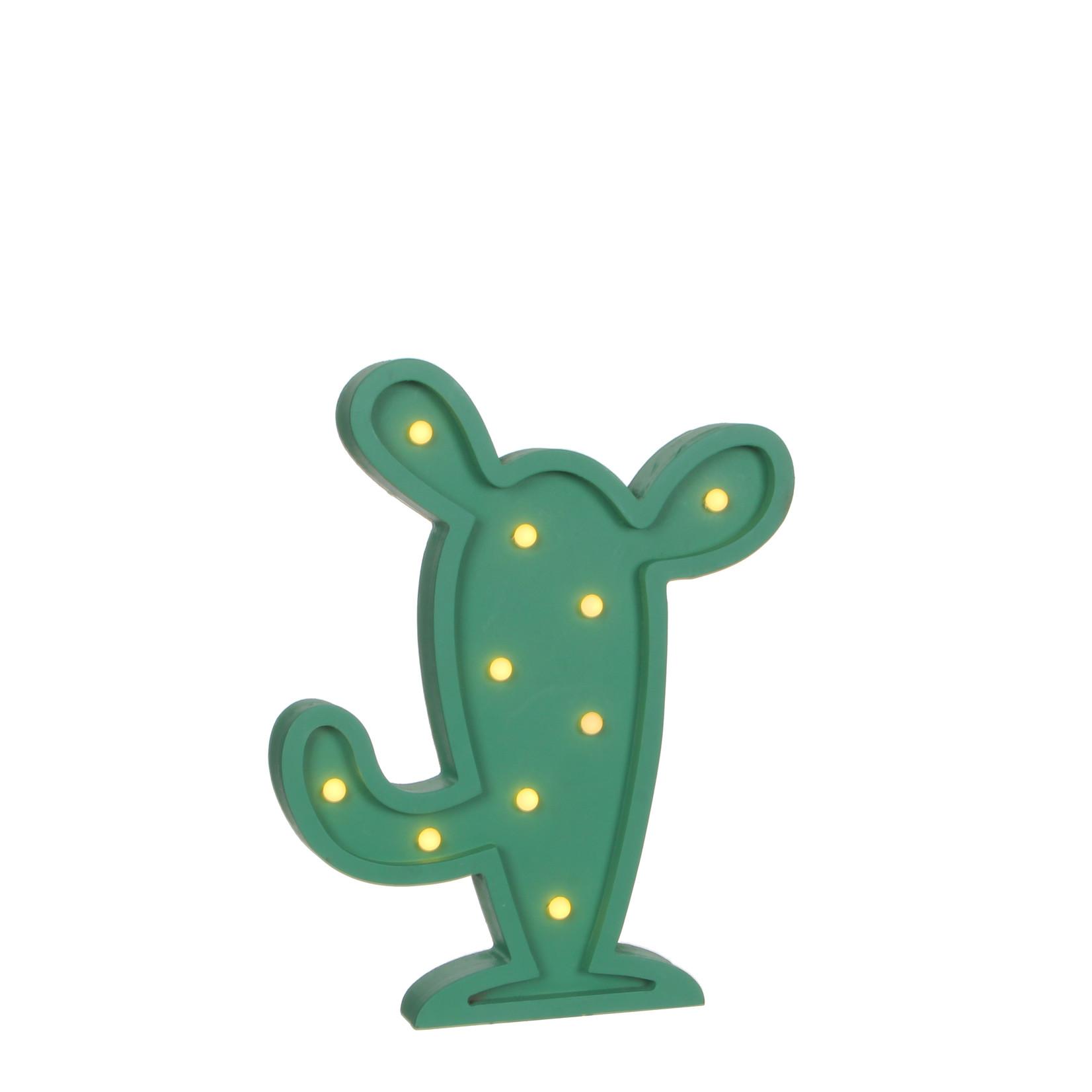 MiCa 1043757 Cactus met verlichting