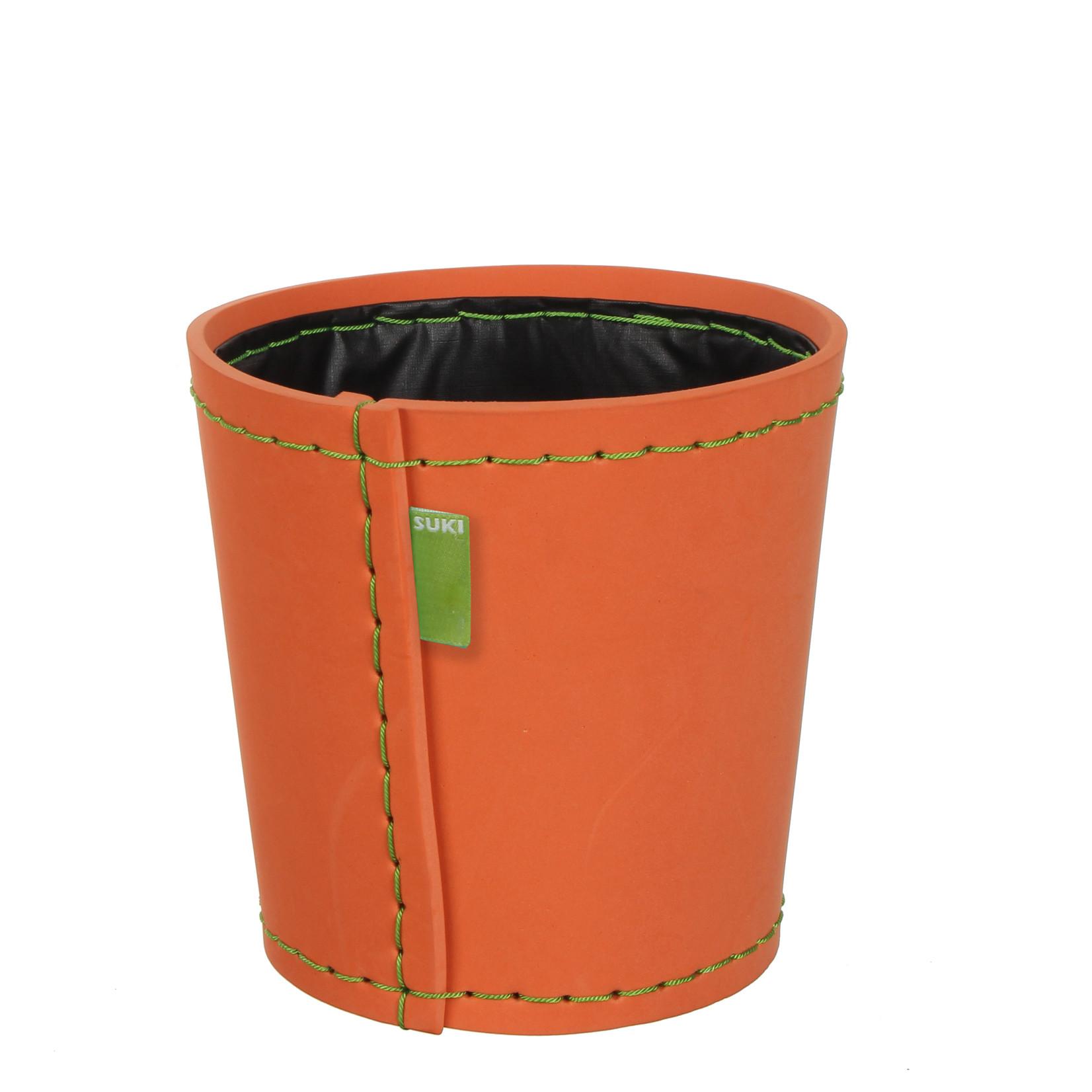 MiCa 153463 Pot rond Suki oranje