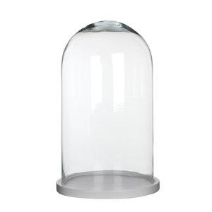 MiCa 242307 Bell jar Hella white L