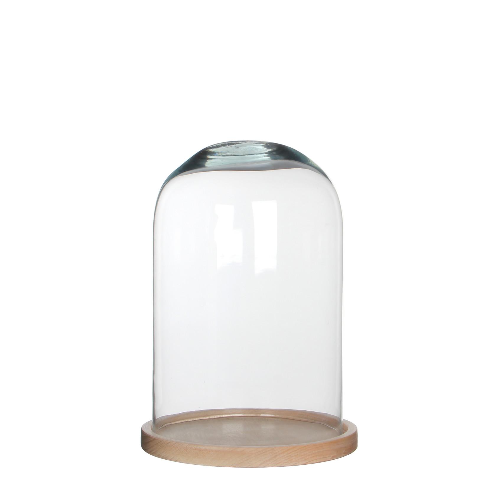 MiCa 242312 Bell jar Hella wood M