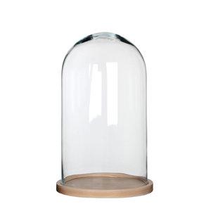 MiCa 242313 Bell jar Hella wood L