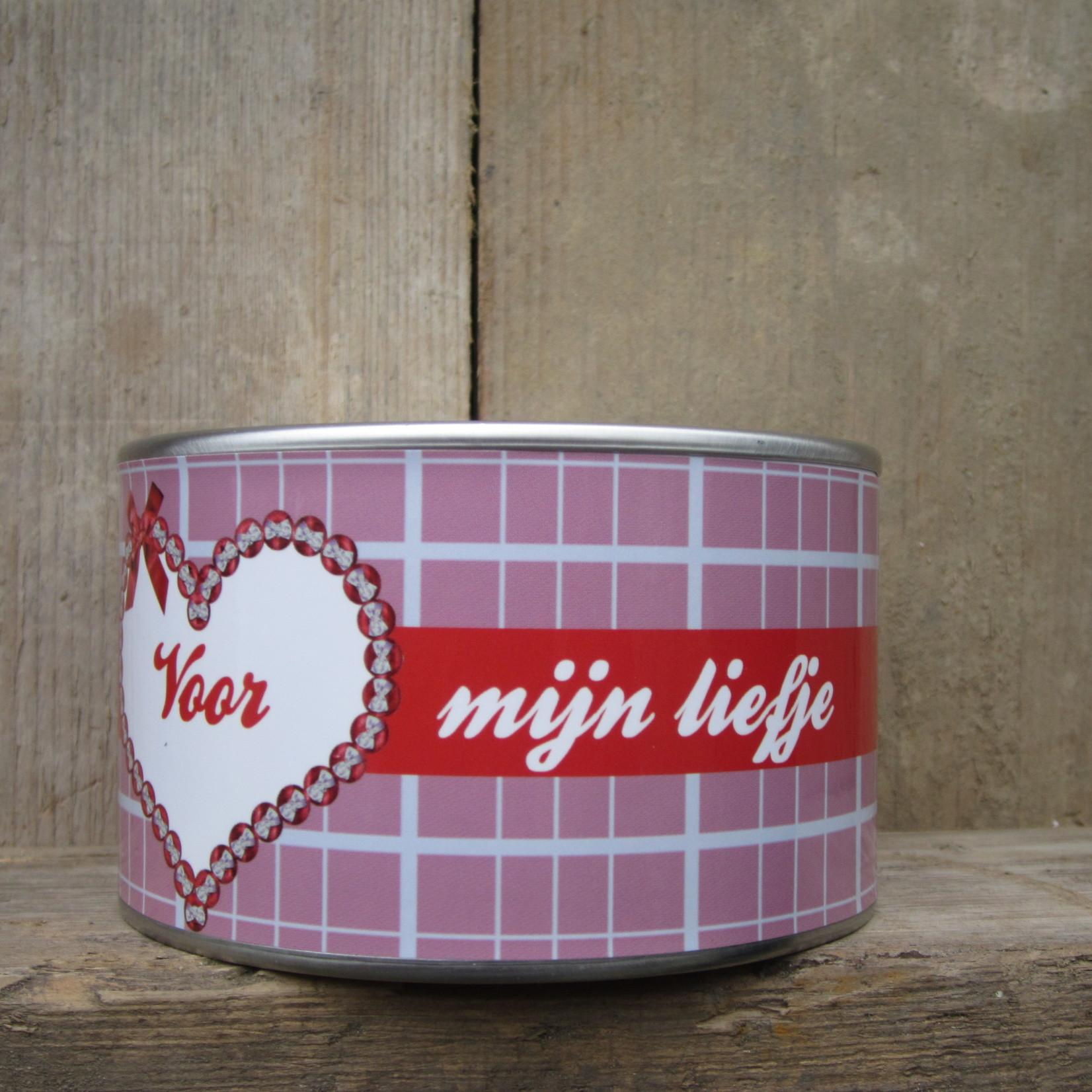 MiCa 81565 Spaarblik 'Voor mijn liefje'