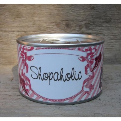 MiCa 81402 Spaarblik `Shopaholic`