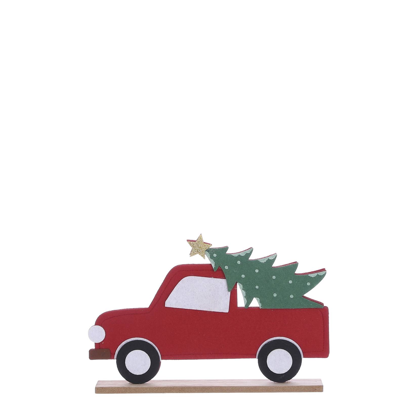 House of Seasons Car red