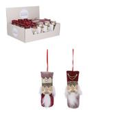 House of Seasons Ornament notenkraker