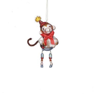 House of Seasons Ornament aap rood