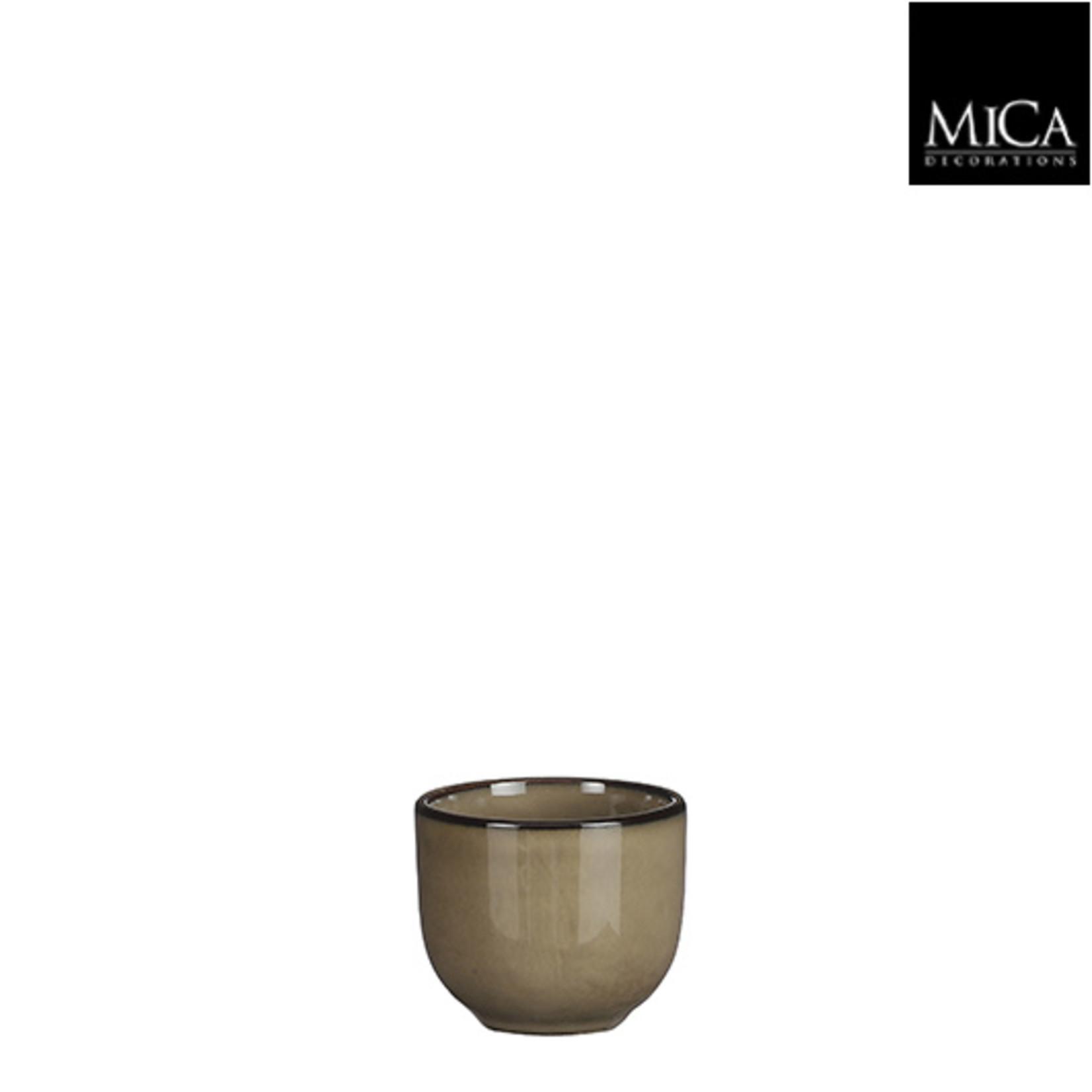 MiCa Tabo egg cup cream