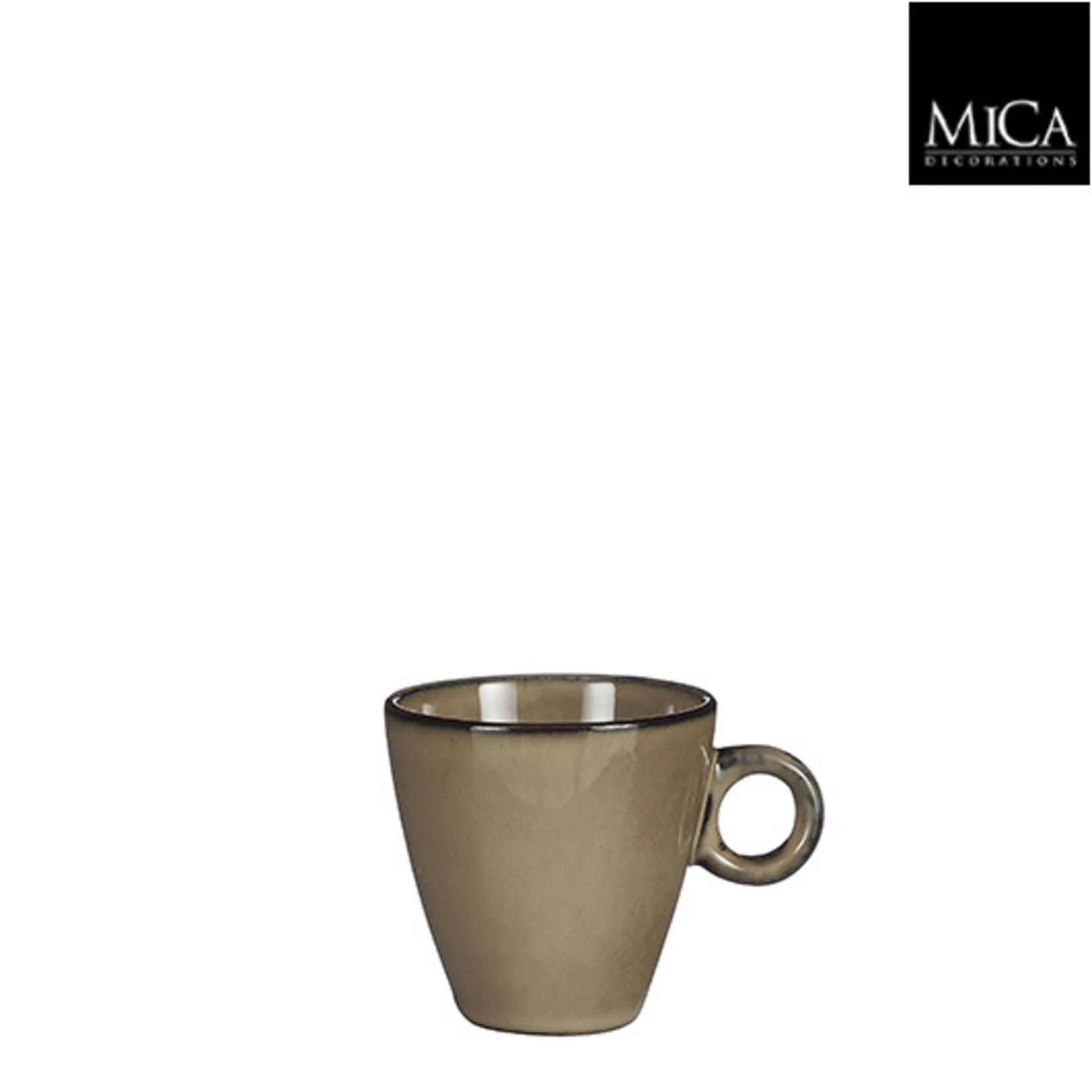 MiCa Tabo espresso kopje creme