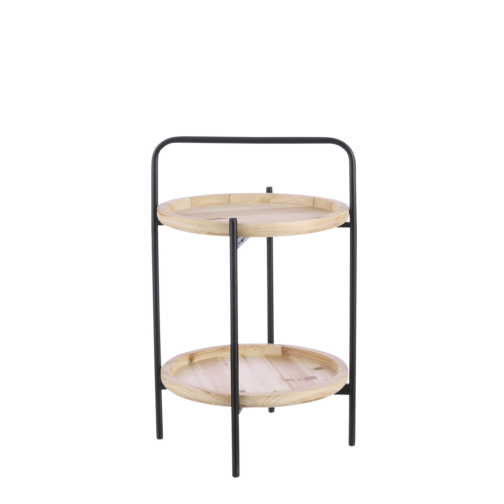 Mica Decorations Paca side table brown