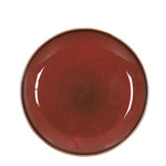 Mica Decorations Rhea plate brown