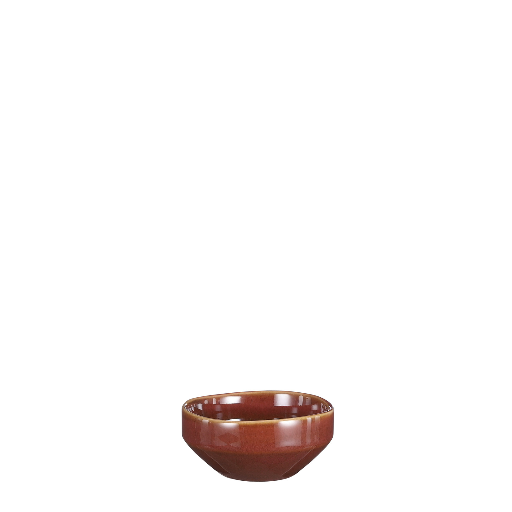 Mica Decorations Rhea bowl brown