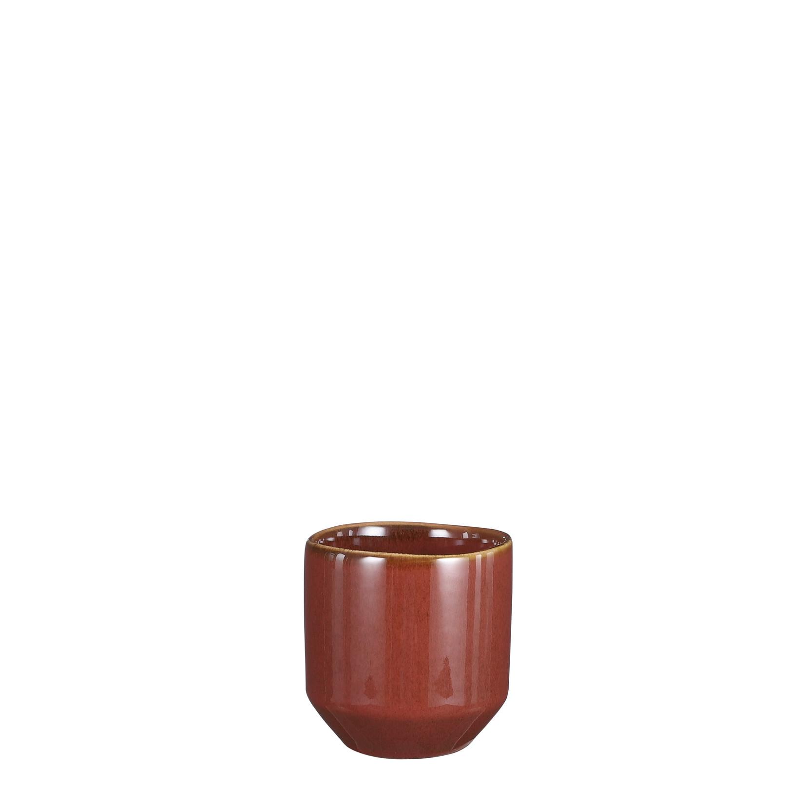 Mica Decorations Rhea mug brown