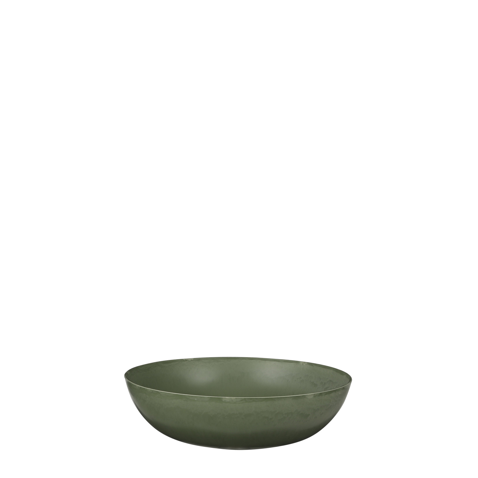Mica Decorations Mila bowl green