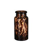 Mica Decorations Tiger vase brown