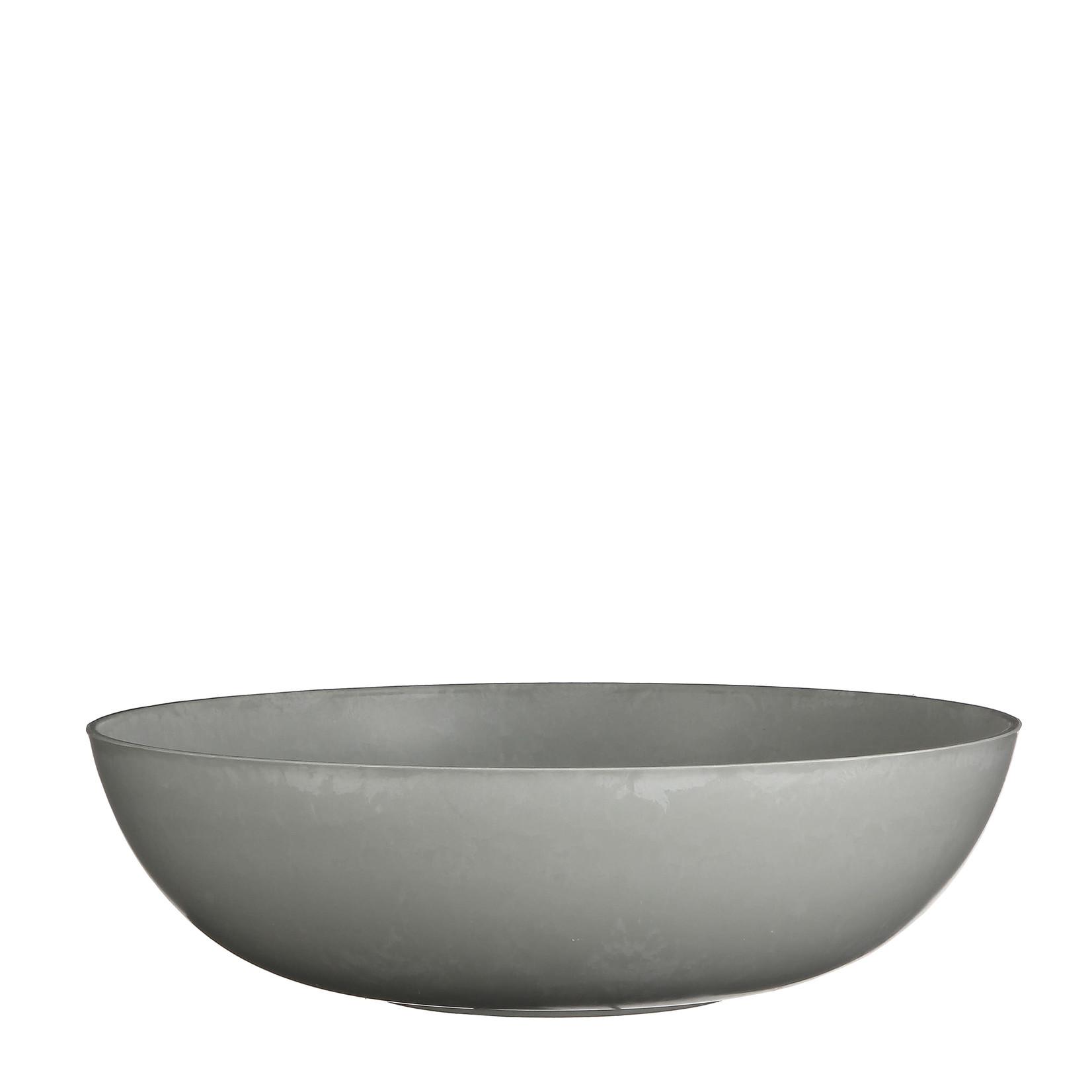 Mica Decorations Mila bowl l.grey
