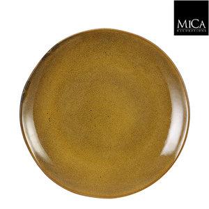 MiCa Tabo dinerplate ocher