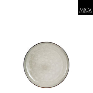 MiCa Tabo bord grijs