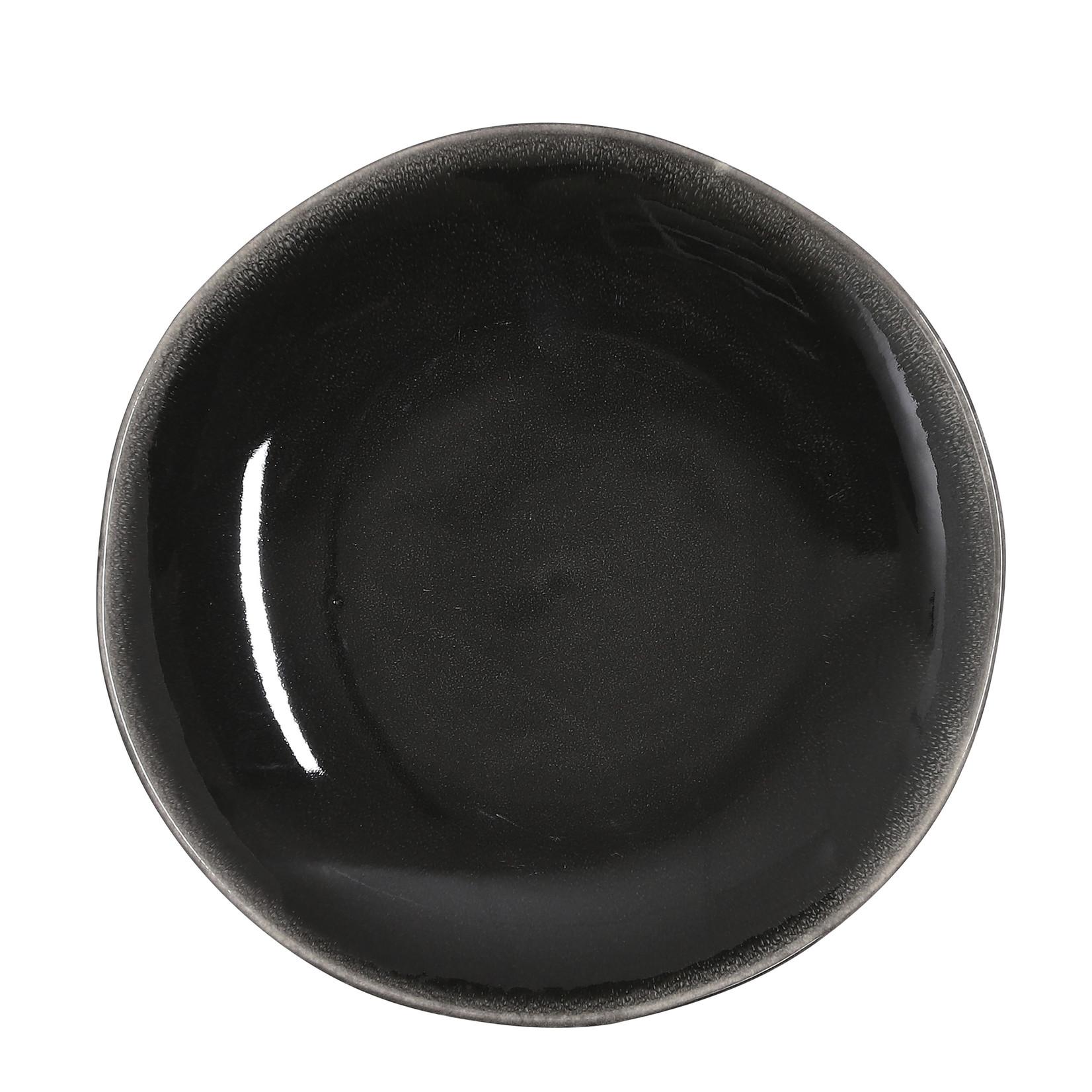 MiCa Tabo dinerbord zwart