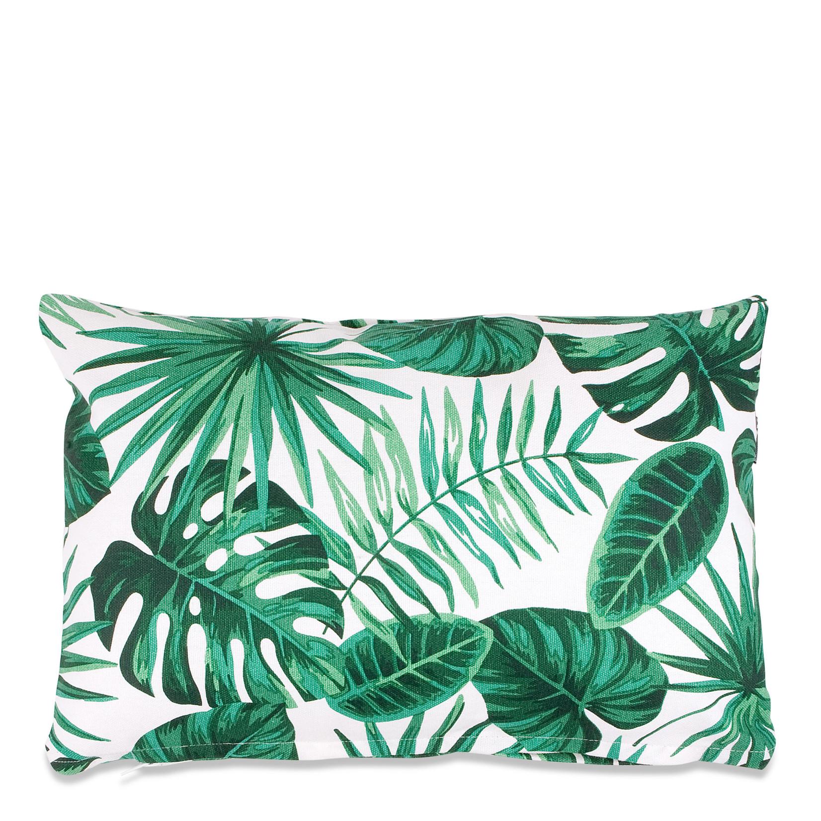 MiCa Leafy kussen groen