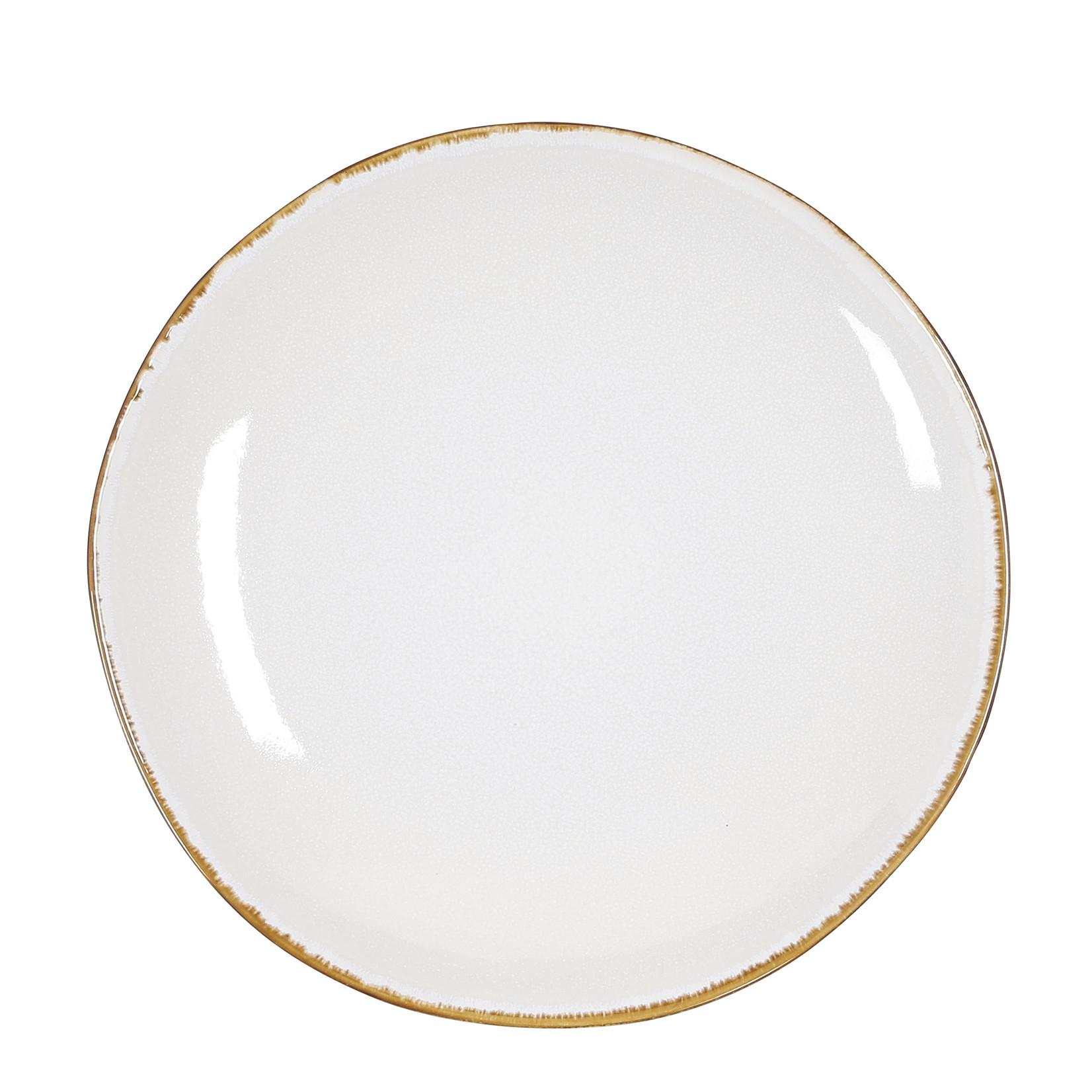 MiCa Tabo Diner plate white