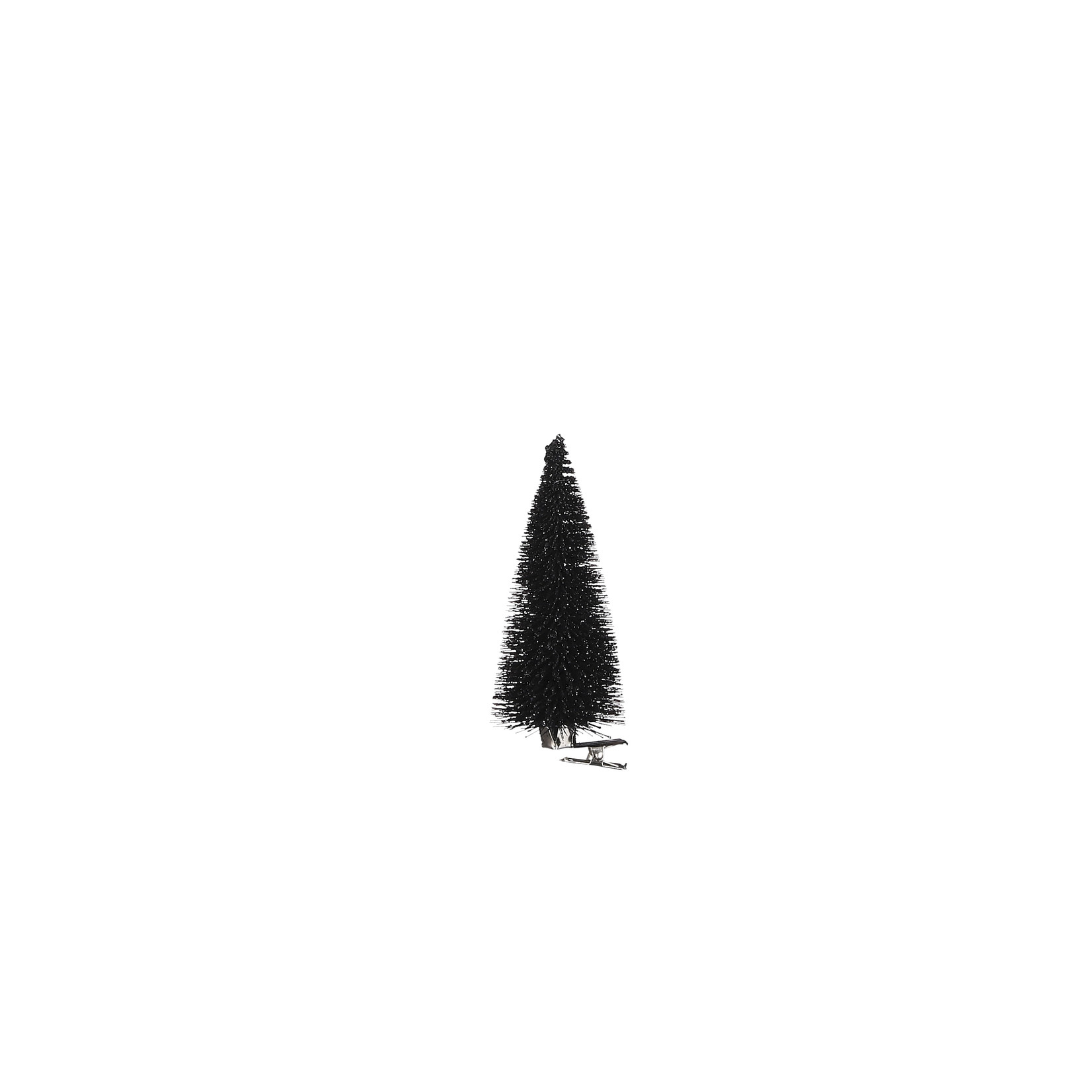 House of Seasons Clip tree black 6 pieces