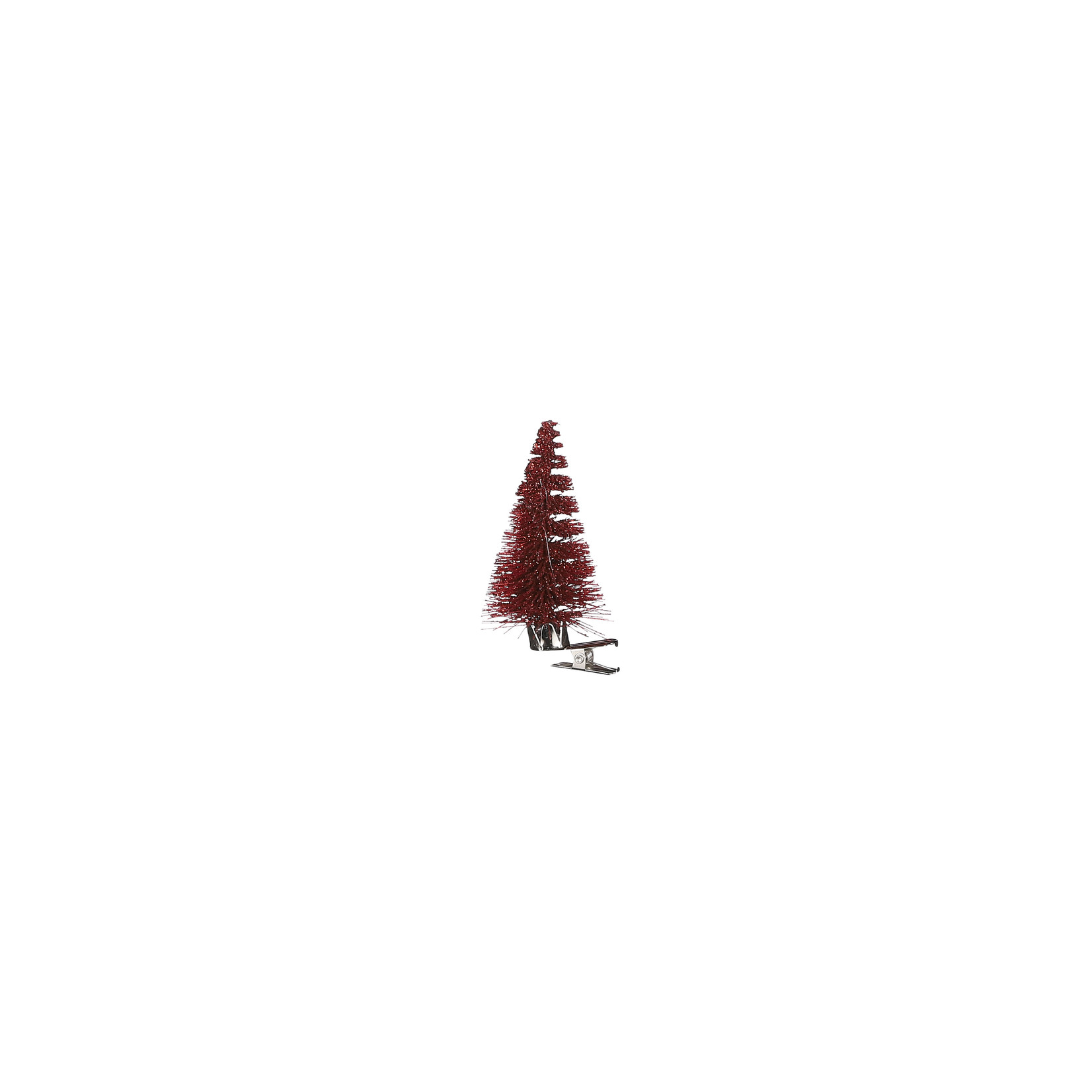 House of Seasons Clip boom d.rood 6 stuks