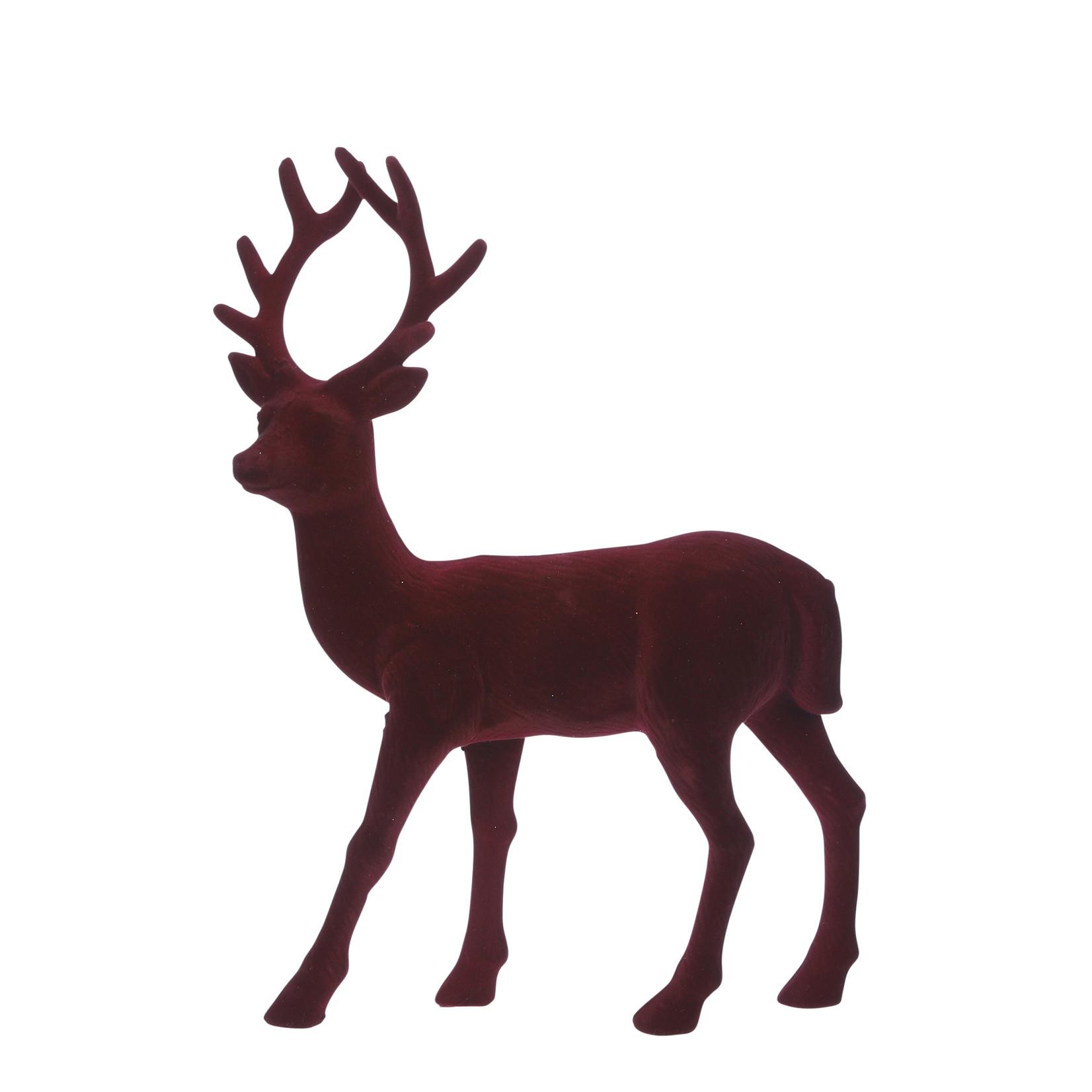 House of Seasons Deer d.red