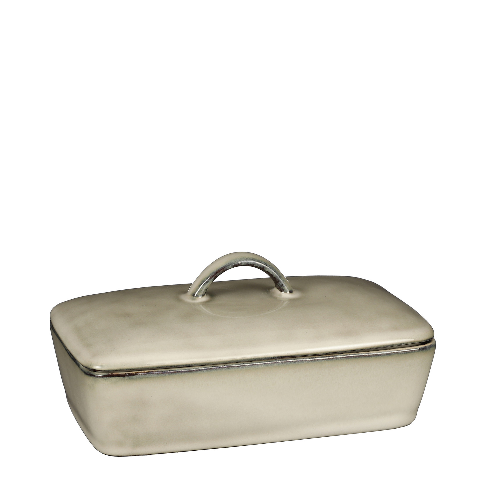 Mica Decorations Tabo butter dish cream