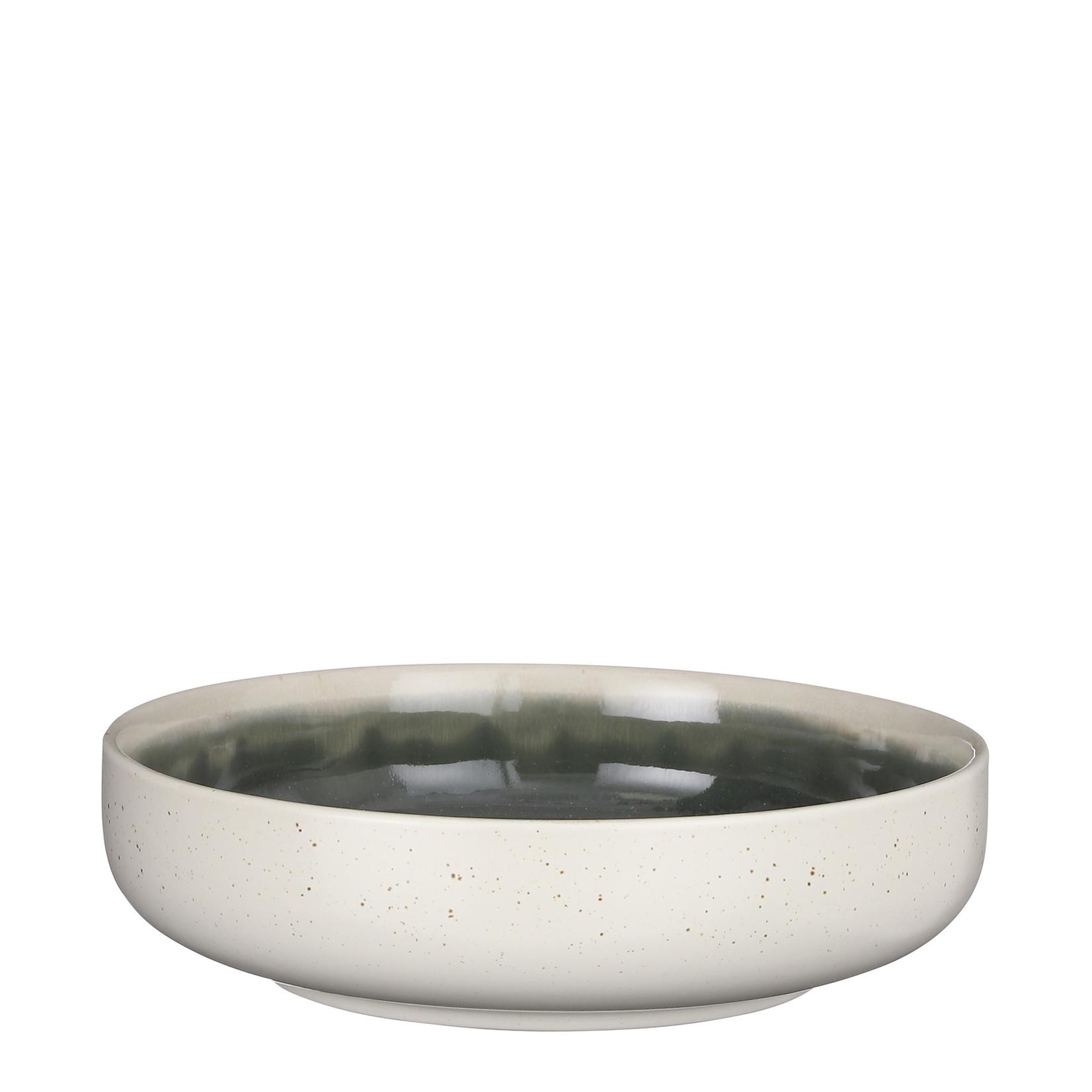 Mica Decorations Lucco bowl d.green
