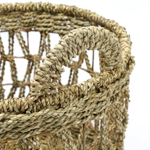 Bazar Bizar The Perfore Baskets - Natural - SET3