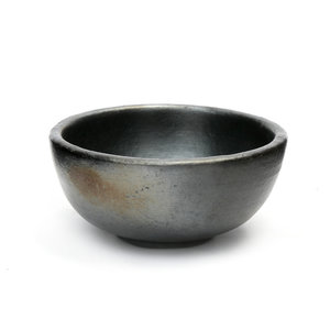Bazar Bizar The Burned Bowl - Black - 10 cm