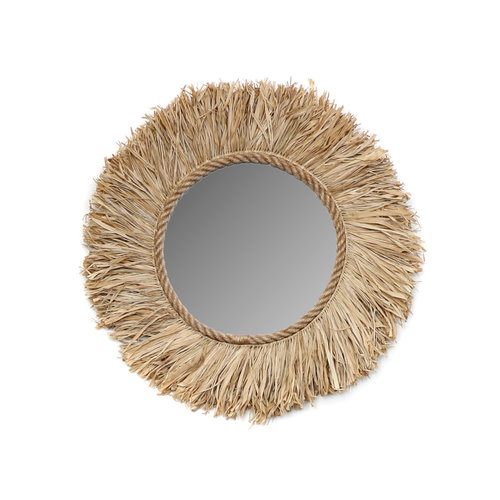 Bazar Bizar The Haiti Mirror - Natural - 60 cm