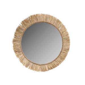 Bazar Bizar The Tahiti Mirror - Natural - 60 cm