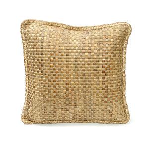 Bazar Bizar The Hyacinth Cushion - Natural - 50 x 50 cm