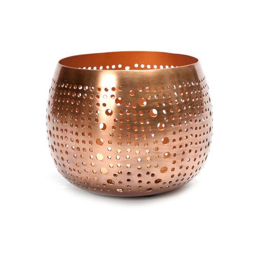 Bazar Bizar The Double Circle Ball - Copper - 12 cm