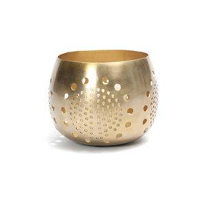 Bazar Bizar The Circle Ball - Gold - 12 cm