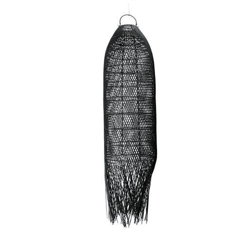 Bazar Bizar The Squid Pendant - Black - 110 cm